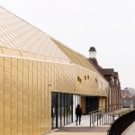 Hayhurst and Co adds a golden extension to a Victorian London school