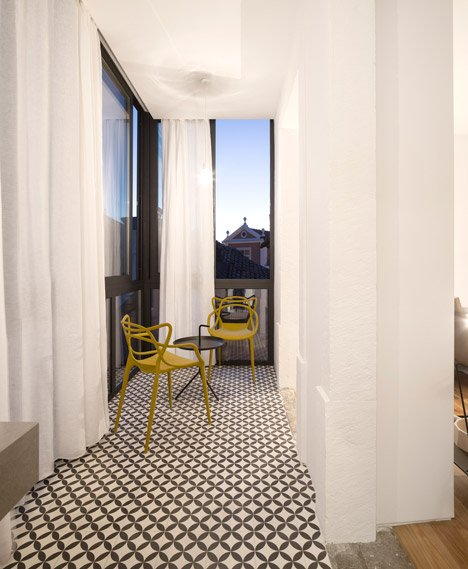 Principe Real apartment by Fala Atelier