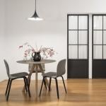 Fala Atelier guts Lisbon apartment to create bright open-plan home