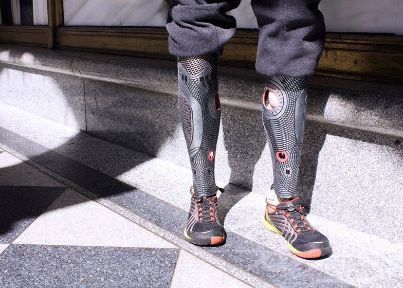 Prosthetic Covers by Alleles Design Studio