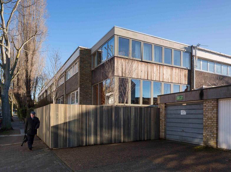 Maccreanor Lavington extends a 1960s London housing estate with a modern interpretation
