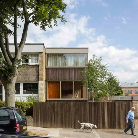 Maccreanor Lavington extends a 1960s London<br /> housing estate with a modern interpretation