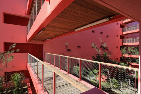 Redline by Pietri Architectes