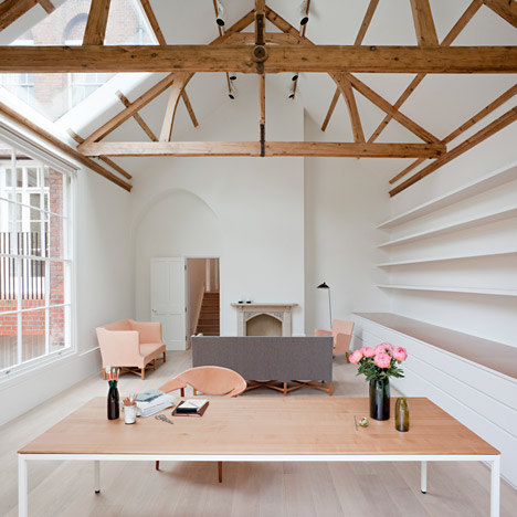 Refurbishment and Extension of Grade II Victorian House in London by SevilPeach