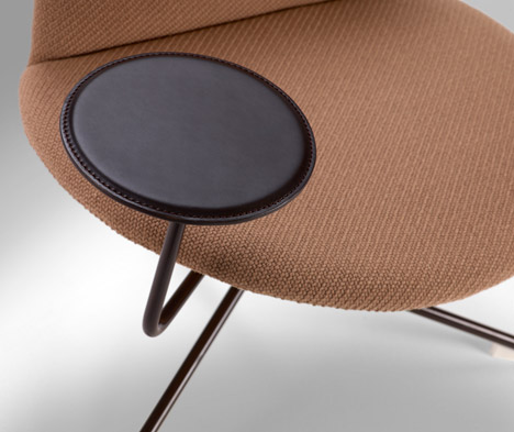 Richard Hutten Satellite Chair for Offecct at Stockholm 2015