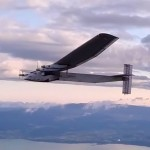 Solar plane to embark on fuel-free flight around the world