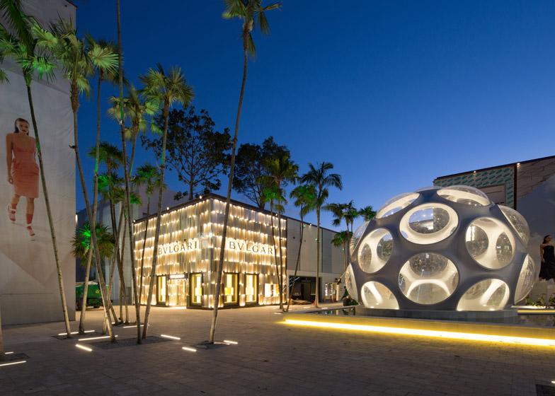 Sou Fujimoto S Palm Court Completes In Miami