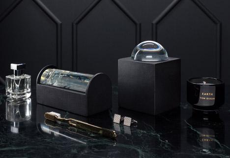 Tom Dixon accessories at Maison & Objet 2015
