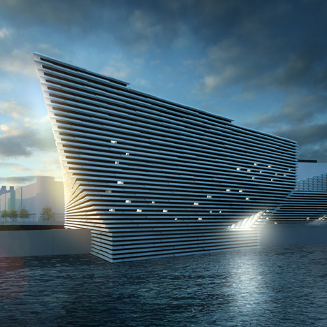 "Kengo Kuma ""surprised"" after V&A Dundee costs rise to £80 million"