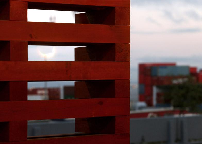 Vertigo Pavilion in Lisbon by Joao Quintela and Tim Simon