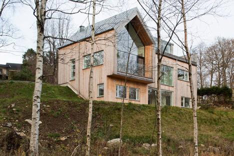 Villa Bondö by Kjellgren Kaminsky