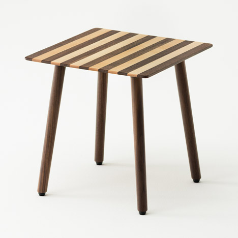 Wafer furniture series by Claesson Koivisto Rune for Matsuso T