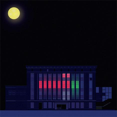 World's best nightclub illustrations by Pablo Benito