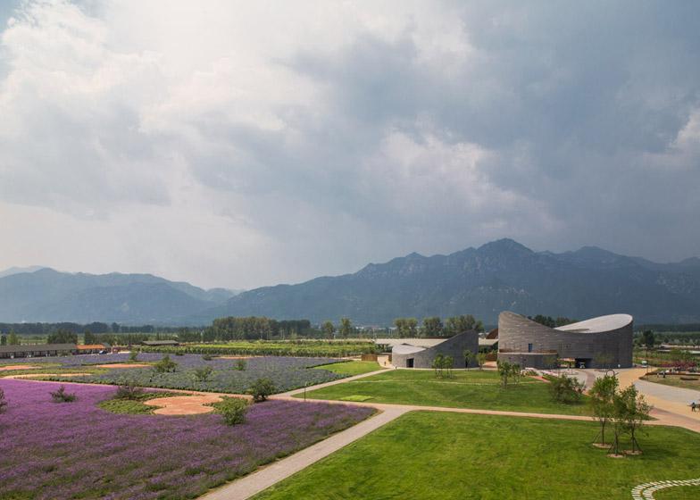 Yanqing Grape Expo by Studio Archea