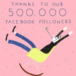 Dezeen has reached 500k Facebook followers!