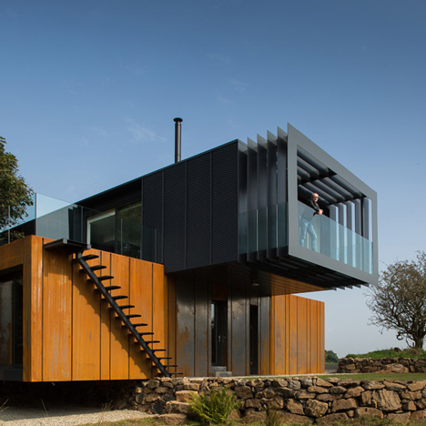 Grillagh Water House architecture dezeen