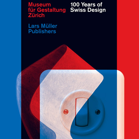 100 Years of Swiss Design book from Lars Müller Publishers