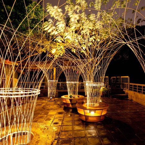 Lightscape Pavilion by Daisuke Nagatomo