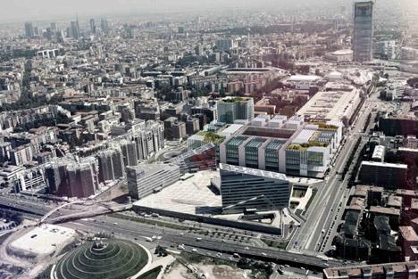 A.C. Milan Stadium by Arup