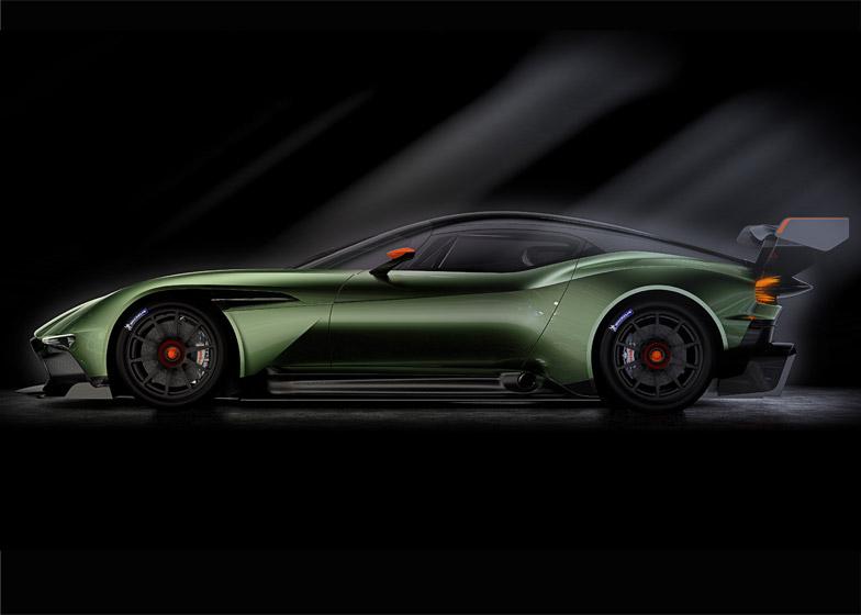 Vulcan Racing Car Signals Next Generation For Aston Martin