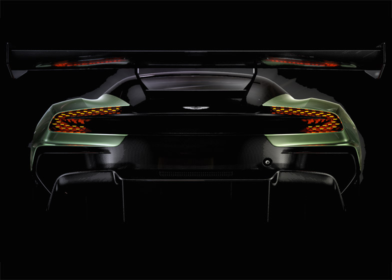Vulcan Racing Car Signals Next Generation For Aston Martin