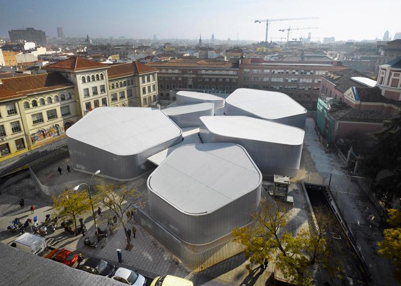 Alvar Aalto Medal 2015 awarded to Spanish architects Fuensanta Nieto and Enrique Sobejano