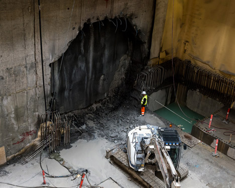 Building the Copenhagen Metro by Alastair Philip Wiper