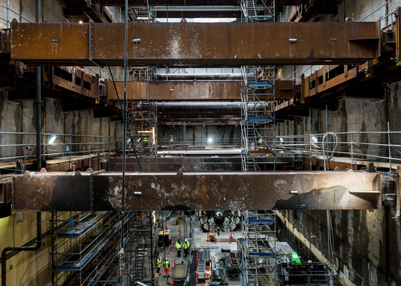 Building the Copenhagen Metro by Alastair Philip Wiper