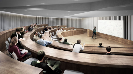 CEU Budapest by O'Donnell and Tuomey