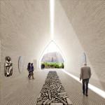 UNESCO unveils winning cultural centre design for heritage site in war-torn Afghanistan