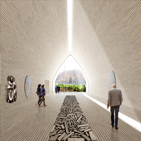 UNESCO unveils winning cultural centre design for heritage site in war-torn Afghanistan
