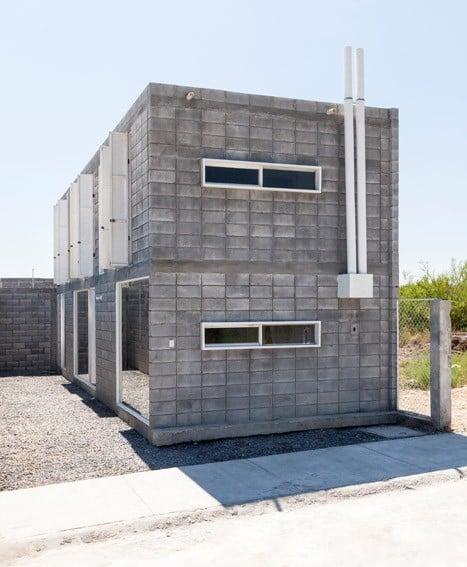Casa Caja by Comunidad Vivex, S-AR