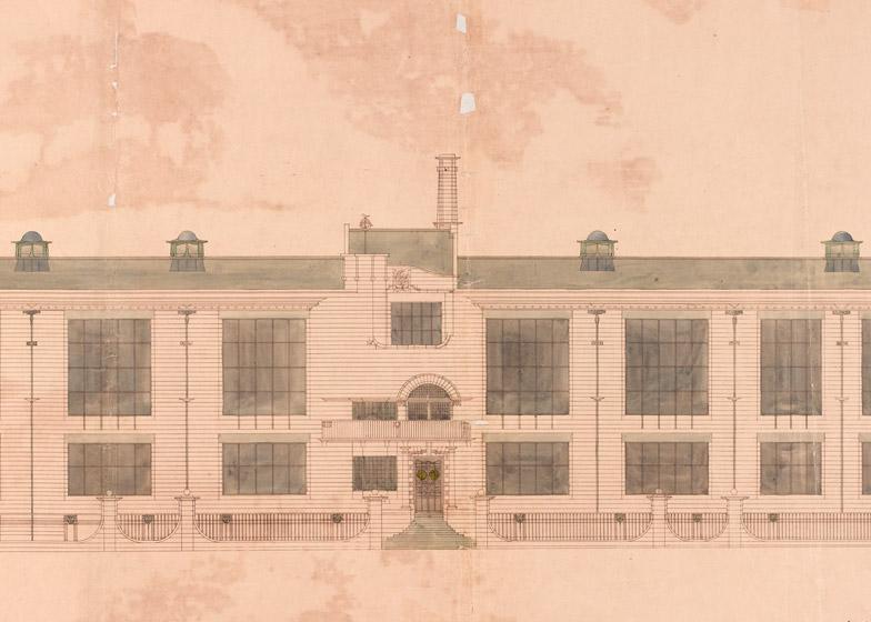 The Glasgow School of Art by Charles Rennie Mackintosh
