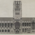"""Drawings from the Charles Rennie Mackintosh archive show his """"exceptional draughtsmanship"""""""