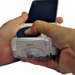 Smartphone-powered dongle tests for HIV in 15 minutes