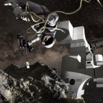 """""""Comet running"""" concept proposes hitchhiking future for space stations"""