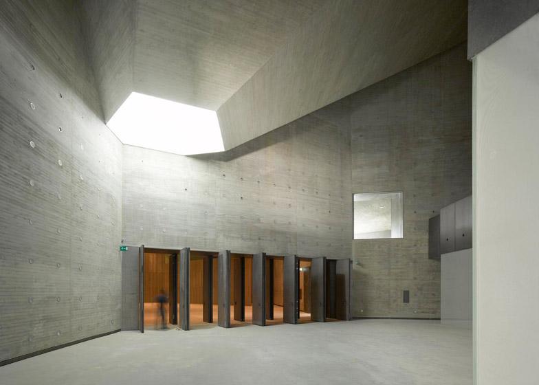 Contemporary Art Centre Cordoba by Nieto Sobejano arquitectos