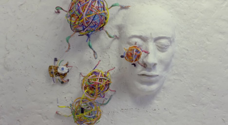 Creep by Radiohead music video directed by Olya Tsoraeva