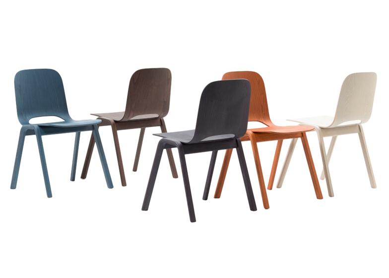 Touchwood Chair by Lars Beller Fjetland