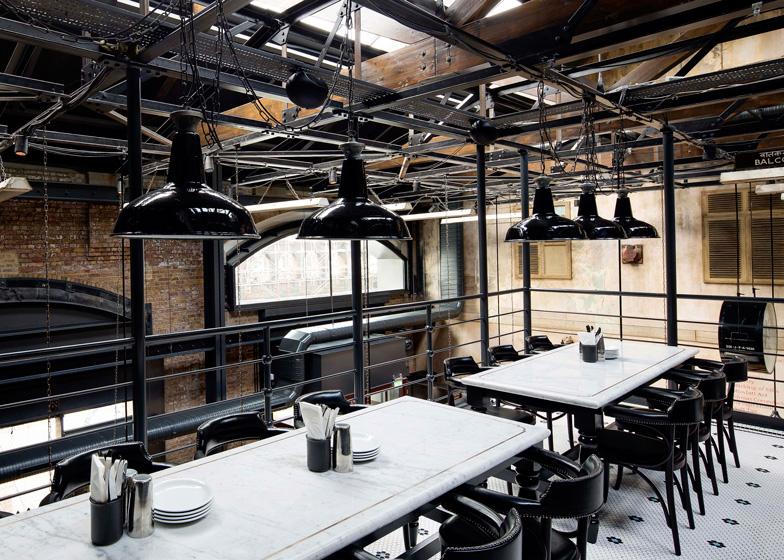 3 of 15; Dishoom restaurant Kingu0027s Cross London & Dishoom restaurant brings Bombay dining to London