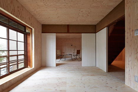 Ephemeral House by NAAD