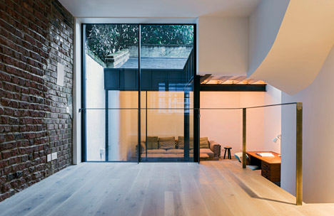 Fitzrovia House by West Architecture
