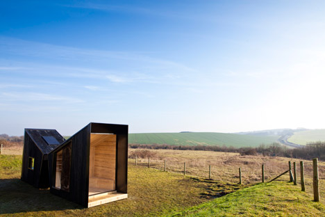 The Observatory by Feilden Clegg Bradley