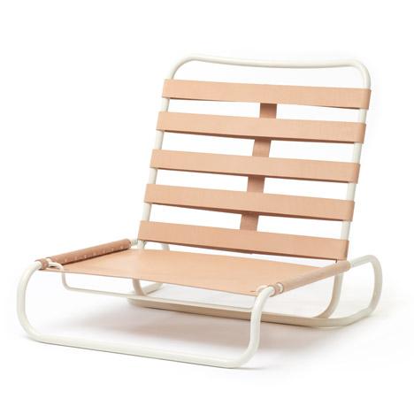 Glen Baghurst's debut furniture range fuses cultural influences