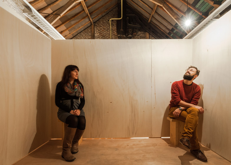 """TAAT's interactive theatre set is designed to """"tickle a higher sense of spatial awareness"""""""