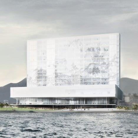 Construction of Herzog & de Meuron's M+ museum begins in Hong Kong