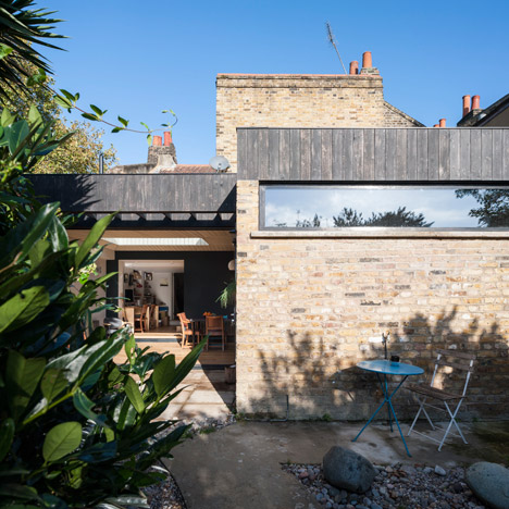 House in Victoria Park by Gort Scott