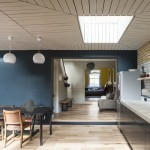 Gort Scott adds timber-framed extension to 19th century Victoria Park house