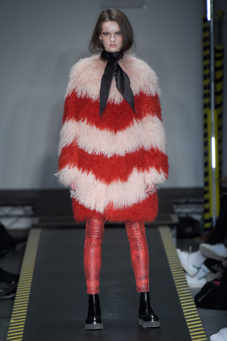 House of Holland AW15 London Fashion Week