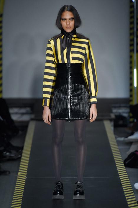 House of Holland AW15 London Fashion Week